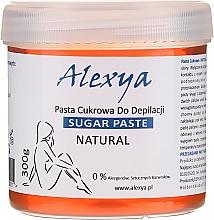 Духи, Парфюмерия, косметика Паста для депиляции - Alexya Sugar Paste For Depilation Natural