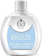 Духи, Парфюмерия, косметика Breeze Freschezza Talcata - Парфюмированный дезодорант