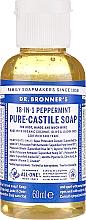 "Духи, Парфюмерия, косметика Жидкое мыло ""Мята"" - Dr. Bronner's 18-in-1 Pure Castile Soap Peppermint"