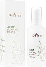 Духи, Парфюмерия, косметика Успокаивающий лосьон с экстрактом алоэ - Isntree Aloe Soothing Emulsion