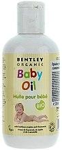 Духи, Парфюмерия, косметика Детское масло - Bentley Organic Baby Oil