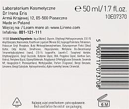 Дневной крем против морщин - Lirene Mezo Collagene SPF 15 — фото N3