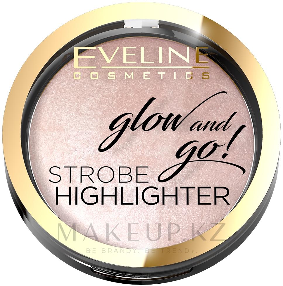 Хайлайтер для лица - Eveline Cosmetics Glow And Go Strobe Highlighter — фото 01
