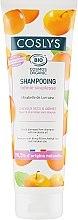 Шампунь для сухих и поврежденных волос с маслом Мирабелла - Coslys Shampoo for dry and damaged hair with oil Mirabella — фото N1