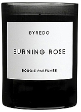 Духи, Парфюмерия, косметика Ароматическая свеча - Byredo Fragranced Candle Burning Rose