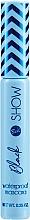 Духи, Парфюмерия, косметика Водостойкая тушь для ресниц - Bell Black Show Waterproof Mascara