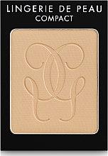 Духи, Парфюмерия, косметика Компактная тональная пудра - Guerlain Lingerie de Peau Compact Mat Alive(сменный блок)