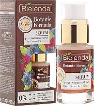 Духи, Парфюмерия, косметика Сыворотка для лица - Bielenda Botanic Formula Black Seed Oil + Cistus Anti-Wrinkle Serum