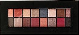 Духи, Парфюмерия, косметика Палетка теней для век, 16 оттенков - Aden Cosmetics Eyeshadow Palette