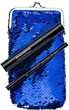 Духи, Парфюмерия, косметика Набор - NoUBA Eye'M Mascarone Triple Volume Mascara (mascara/6.5g + eye/pen/1.1g + bag)