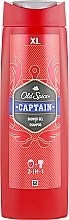Духи, Парфюмерия, косметика Гель для душа - Old Spice Captain Shower Gel