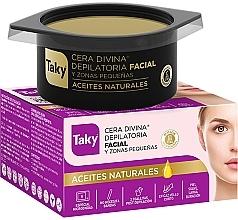 Духи, Парфюмерия, косметика Воск для депиляции лица с натуральными маслами - Taky Facial Depilatory Wax With Natural Oils