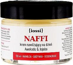 "Духи, Парфюмерия, косметика Увлажняющий крем ""Авокадо и жожоба"" - Iossi NAFFI Cream"