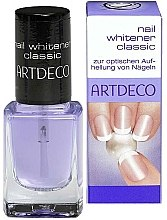Духи, Парфюмерия, косметика Отбеливатель для ногтей - Artdeco Nail Whitener Classic