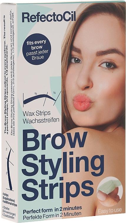 Набор для окрашивания бровей и ресниц - RefectoCil Professional Lash & Brow Styling Bar — фото N4