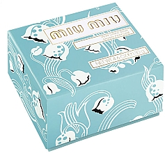Духи, Парфюмерия, косметика Miu Miu Miu Miu Parfumed Soap - Мыло