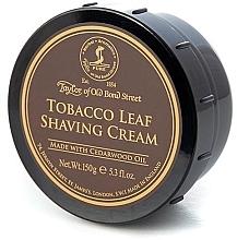 "Духи, Парфюмерия, косметика Крем для бритья ""Табак"" - Taylor of Old Bond Street Tobacco Leaf Shaving Cream Bowl"