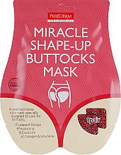 Духи, Парфюмерия, косметика Маска-лифтинг для интенсивной подтяжки ягодиц - Purederm Miracle Shape-Up Buttocks Mask
