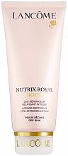 Духи, Парфюмерия, косметика Лосьон для тела для ухода за очень сухой кожей - Lancome Nutrix Royal Body Intense Restoring Lipid-Enriched Lotion