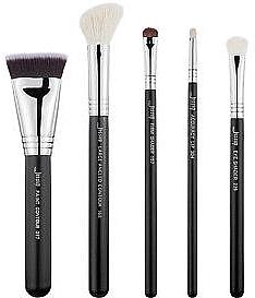Набор кистей для макияжа, T303, 5шт - Jessup — фото N1