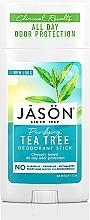 Духи, Парфюмерия, косметика Дезодорант-стик «Чайное дерево» - Jason Natural Cosmetics Pure Natural Deodorant Stick Tea Tree