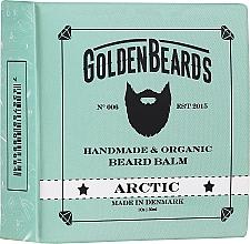 """Духи, Парфюмерия, косметика Бальзам для бороды """"Arctic"""" - Golden Beards Beard Balm"""