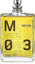 Духи, Парфюмерия, косметика Escentric Molecules Molecule 03 - Туалетная вода (тестер)
