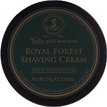 Духи, Парфюмерия, косметика Крем для бритья - Taylor of Old Bond Street Royal Forest