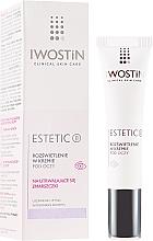 Духи, Парфюмерия, косметика Осветляющий крем для кожи вокруг глаз - Iwostin Estetic 2 Brightening Eye Cream