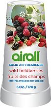 """Духи, Парфюмерия, косметика Твердый освежитель воздуха """"Дикие ягоды"""" - Airall Air Freshener Solid Wild Berries"""