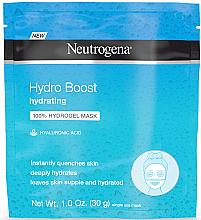 Духи, Парфюмерия, косметика Гидрогелевая маска для лица - Neutrogena Hydro Boost Hydrating Hydrogel Mask