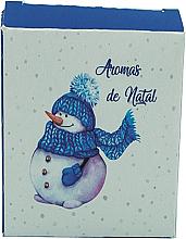 """Духи, Парфюмерия, косметика Мыло """"Фиалка"""" в подарочной упаковке - Essencias de Portugal Snowman"""