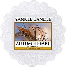 Духи, Парфюмерия, косметика Ароматический воск - Yankee Candle Autumn Pearl Wax Melt
