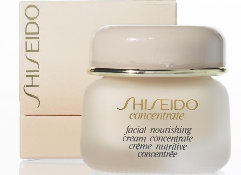 Питательный крем для лица - Shiseido Concentrate Facial Nourishing Cream — фото N2