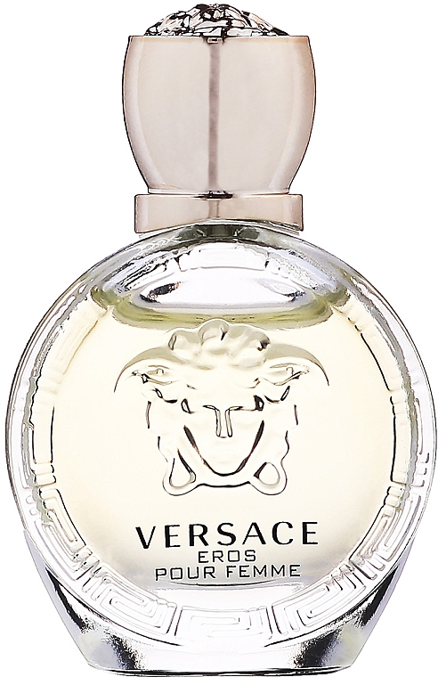 Versace Eros Pour Femme - Набор (edp 5ml + b/lot/2*25ml) — фото N4