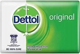 Духи, Парфюмерия, косметика Антибактериальное мыло с ароматом сосны - Dettol Anti-bacterial Original Bar Soap