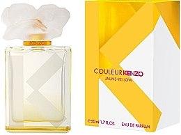 Kenzo Couleur Kenzo Jaune-Yellow - Парфюмированная вода — фото N1