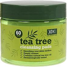 Духи, Парфюмерия, косметика Очищающие диски для лица - Xpel Marketing Ltd Tea Tree Cleansing Pads