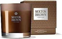 Духи, Парфюмерия, косметика Molton Brown Black Peppercorn Three Wick Candle - Свеча с тремя фитилями