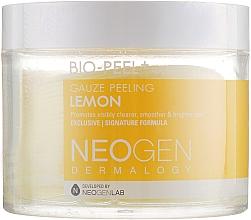 Духи, Парфюмерия, косметика Пилинговые диски с лимоном - Neogen Dermalogy Bio Peel Gauze Peeling Lemon