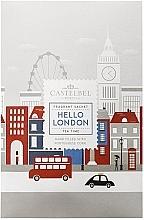 Духи, Парфюмерия, косметика Ароматическое саше - Castelbel Hello London Sachet