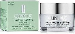 Духи, Парфюмерия, косметика Укрепляющий крем для лица - Clinique Repairwear Uplifting Firming Cream SPF15 Skin Type 2,3