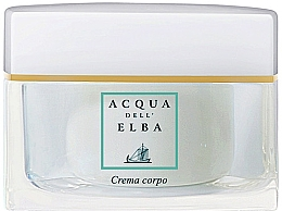 Духи, Парфюмерия, косметика Acqua Dell Elba Blu - Гиалуроновый крем для тела