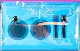Духи, Парфюмерия, косметика Набор - Ofra Day Dreams Pack Multicolor (highlighter/2x4g + lipstick/2x2g + bag)