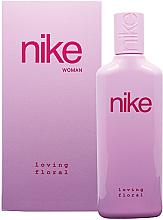 Духи, Парфюмерия, косметика Nike Loving Floral Woman - Туалетная вода