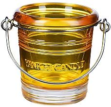 Духи, Парфюмерия, косметика Подсвечник для вотивной свечи - Yankee Candle Bucket Holder Yellow
