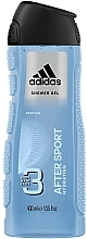 Духи, Парфюмерия, косметика Гель для душа - Adidas After Sport 3 Protein Shower Gel