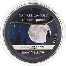 Духи, Парфюмерия, косметика Ароматический воск - Yankee Candle Midsummer Night Scenterpiece Melt Cup