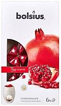 """Духи, Парфюмерия, косметика Ароматический воск """"Гранат"""" - Bolsius True Scents Pomegranate"""