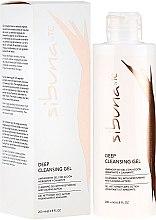 Духи, Парфюмерия, косметика Очищающий гель для лица с растительными экстрактами - Transparent Clinic Facial Cleansing Gel